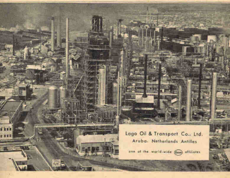 Refinery Photos From 1950